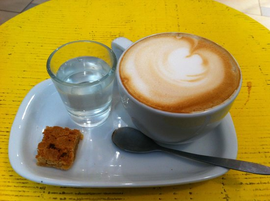 The Provence Shop: capuccino
