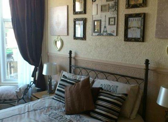 The Manhattan: new Deluxe Double room