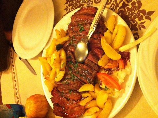 Osteria SaporediVino: Manetta con patate 600gr