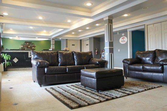 Super 8 Chattanooga/East Ridge : Hotel Lobby