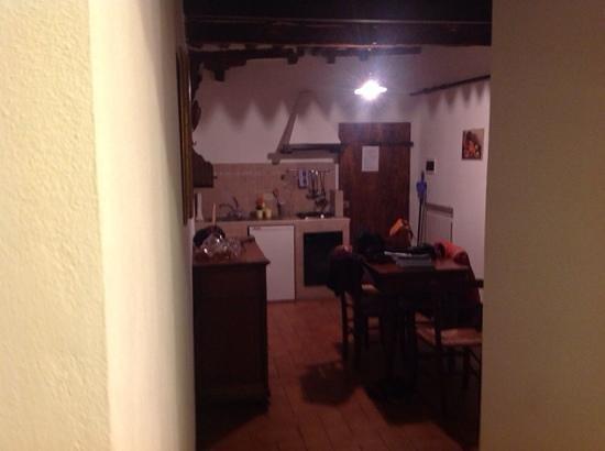 Castello di Saltemnano: appartamento tartuca
