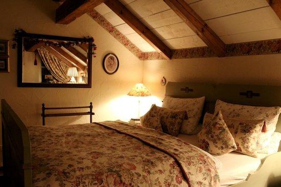 Bed & Breakfast Jackson: Lord Byron room