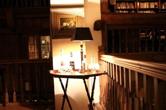 Bed & Breakfast Jackson: Inside the house