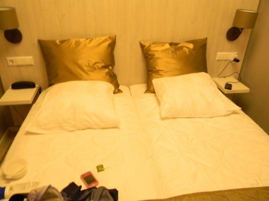 Hotel Apple Inn : Habitacion