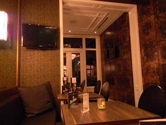 Hotel Apple Inn : Comedor