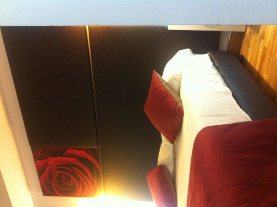 Hotel Gravina San Pietro: La mia stanza :)