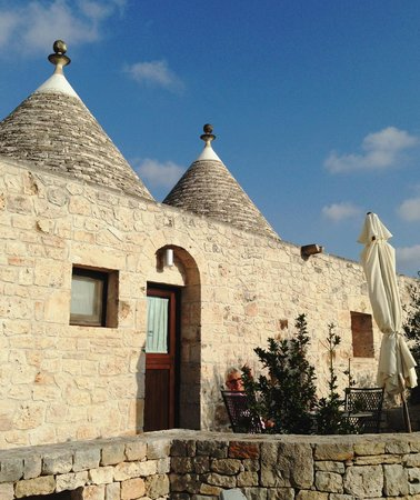 Abate Masseria & Resort: camere