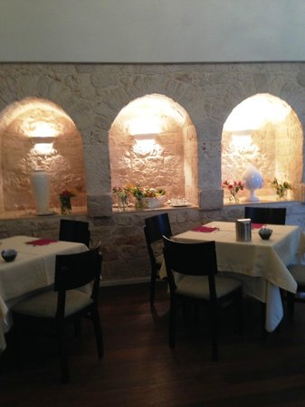 Abate Masseria & Resort: nel ristorante
