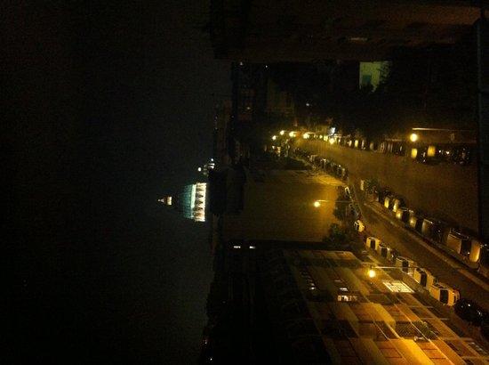 Hotel Gravina San Pietro: Vista dalla terrazza..