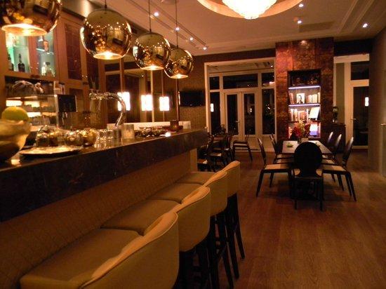 Hotel Apple Inn: Comedor