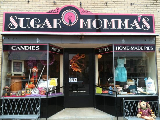 Sugar Momma's: Welcome!  Come in and enjoy some sweet treats!
