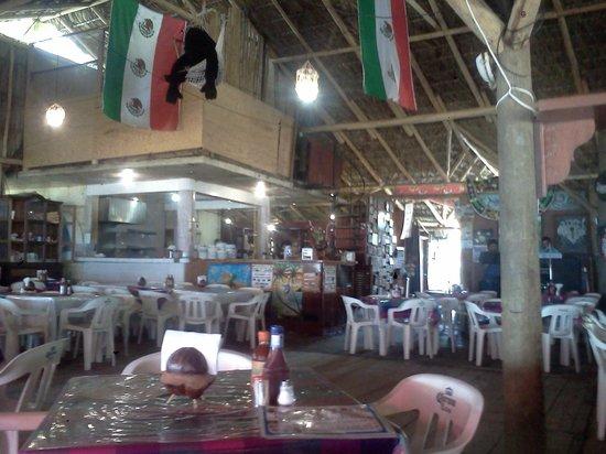 El Menu Del Restaurant: Fotografía De Bocana Beach