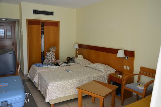 Avra Beach Resort Hotel - Bungalows: ch 119