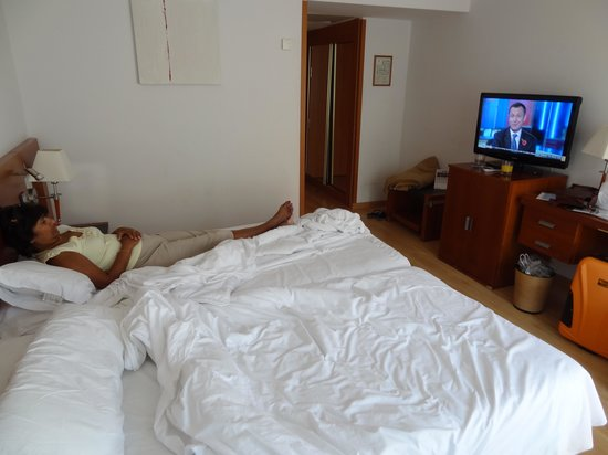 Palma Bellver By Melia : Bedroom
