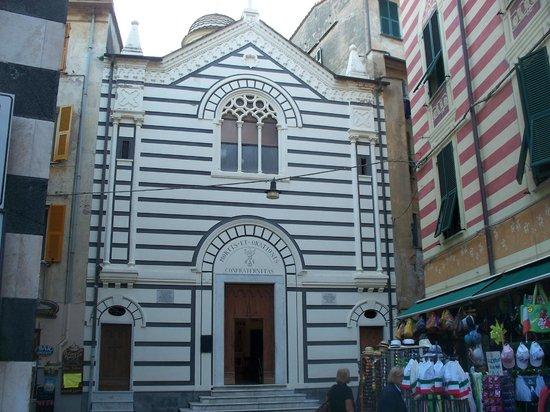 Oratorio della Confraternita dei Neri Mortis et Orationis