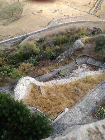 Torre del Homenaje : ZAHARA DE LA SIERRA