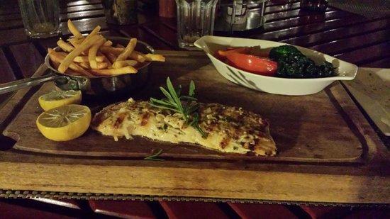 Fairview Hotel: Dinner