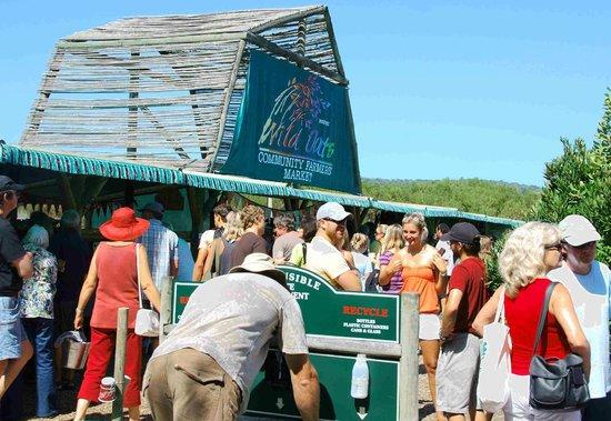 Wild Oats Community Farmers Market: Great market!