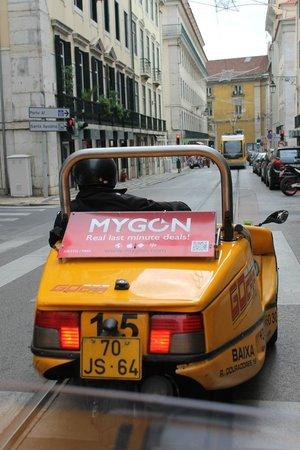 GoCar Tours: GoCar Lisbon - enjoy the city
