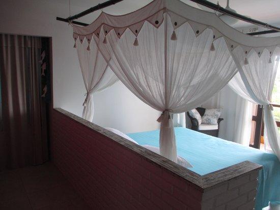 Pousada de Charme Outre Mer: Bedroom