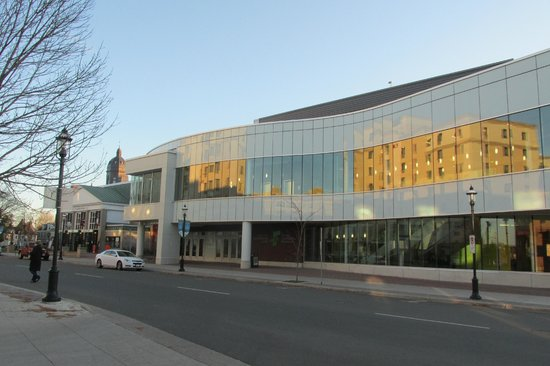 Crowne Plaza Lord Beaverbrook Hotel : Convention Centre