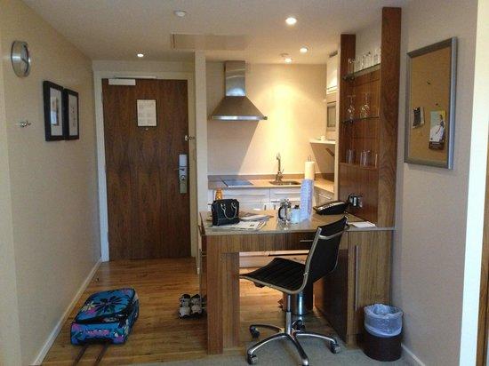 Staybridge Suites Liverpool: Our room