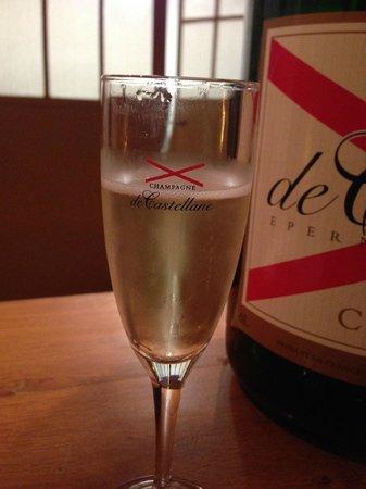 Champagne De Castellane: Tasting