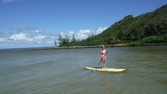 Three Friends Stand Up Paddle Adventures: Kahana Bay