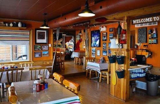 Voyageur's Lodge & Cookhouse Foto