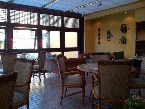 Seasons Restaurant: Inside