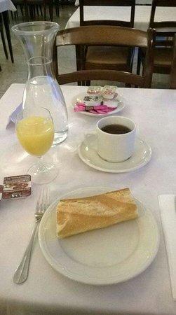 Excelsior Hotel: Petit déjeuner