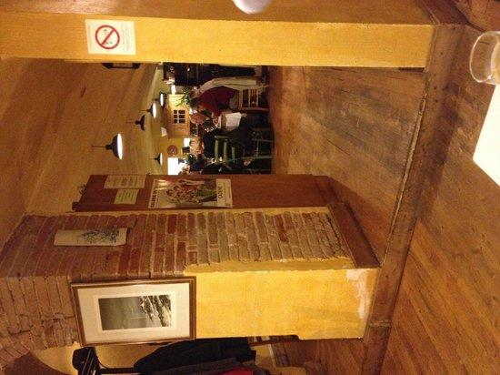 Le Boeuf Marin : La grande salle