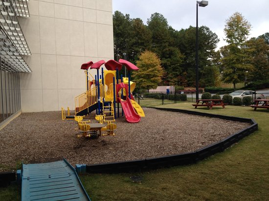 Robert D. Fowler Family YMCA: Playground