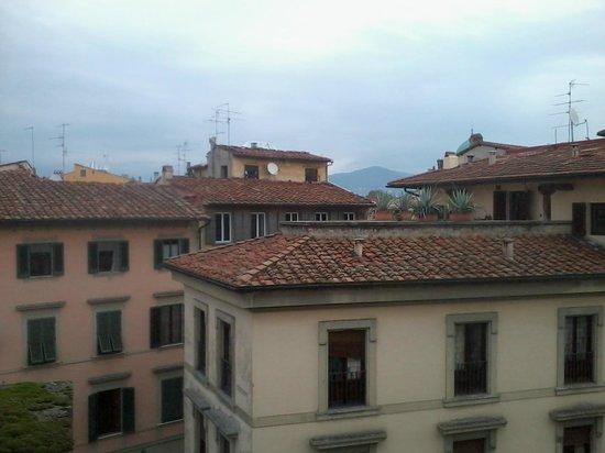 Hotel Bodoni : Vue de la chambre