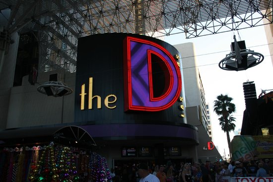 Entry of the D