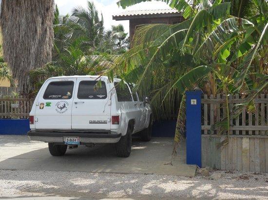 Casa Calexico: Entrance