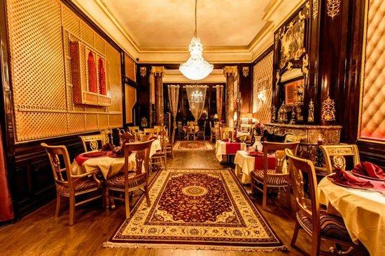 Tribeca: Arabic lounge