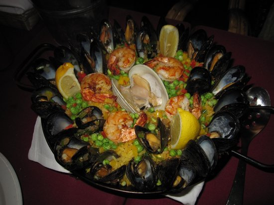 Club Cayo Coco : Paella was incredible!