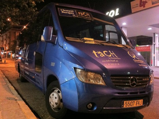 Clement Barajas Hotel: Vehiculo Transfer