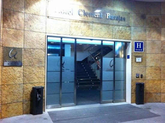 Clement Barajas Hotel: fachada hotel