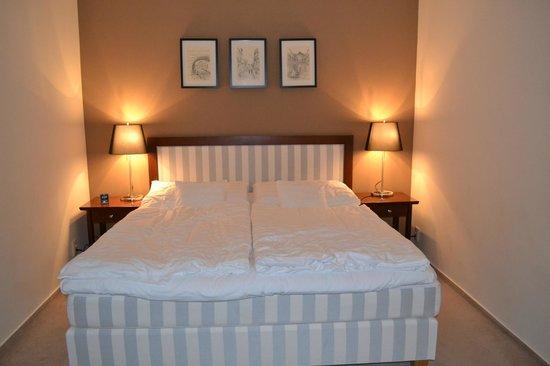 Bristol Hotel: Спальня