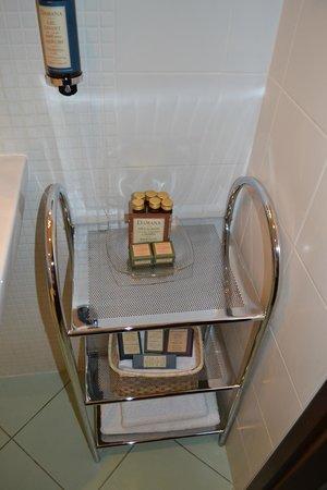 Bristol Hotel: Ванная комната