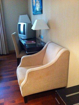 Hotel Clement Barajas: habitacion