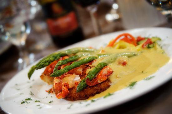Picture Of Villa Rose Restaurant