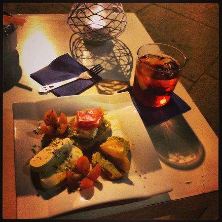Kactus Café: aperitif