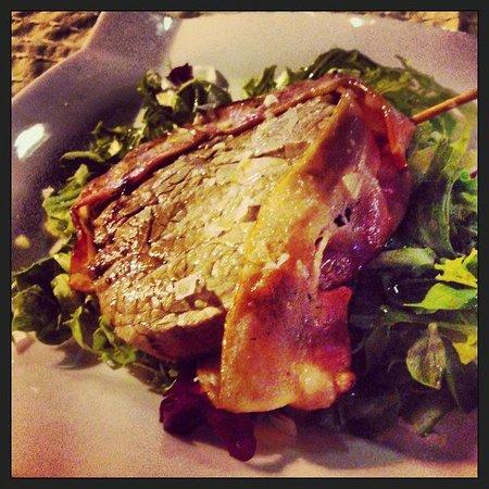 Kactus Café: fillet steak