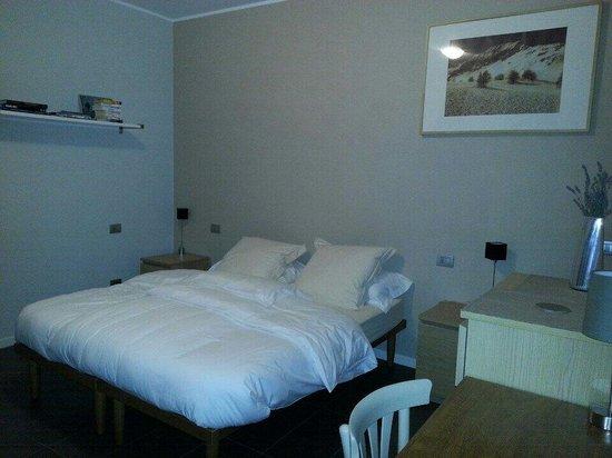 Bed and Breakfast Il Desco: La camera