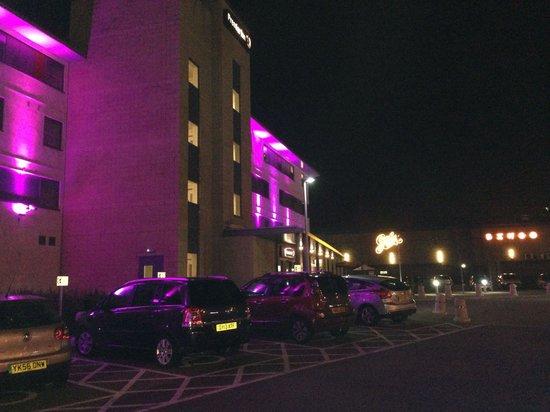 Premier Inn Rochester Hotel: External view