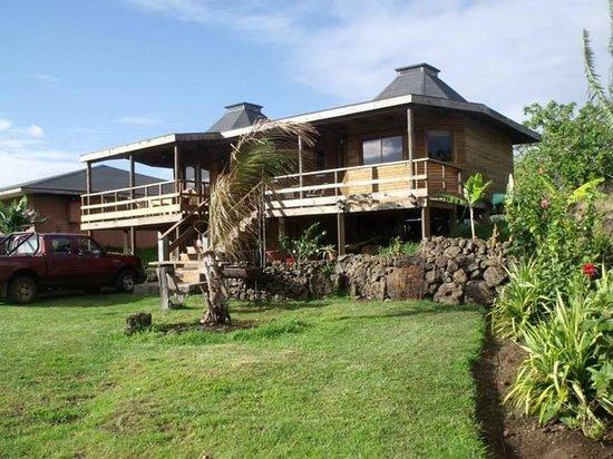 Cabanas Tokerau: Cabañas Tokerau