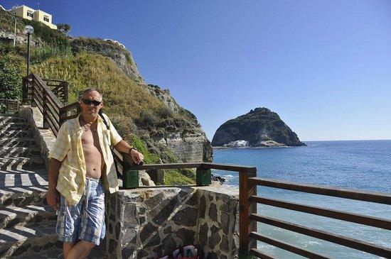 Hotel Residence Sant'Angelo: fino alla spiaggia